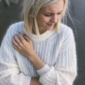 September Sweater, PetitKnit